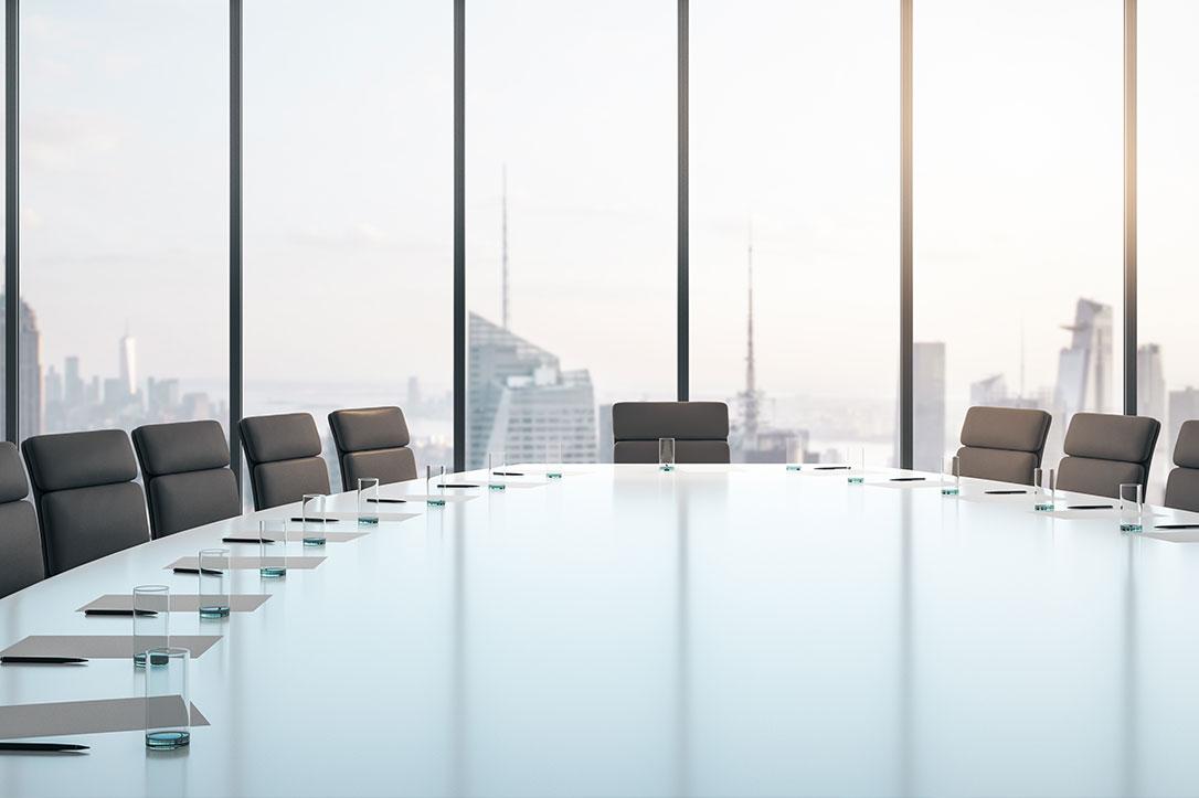 Board Meeting Presentation Coaching